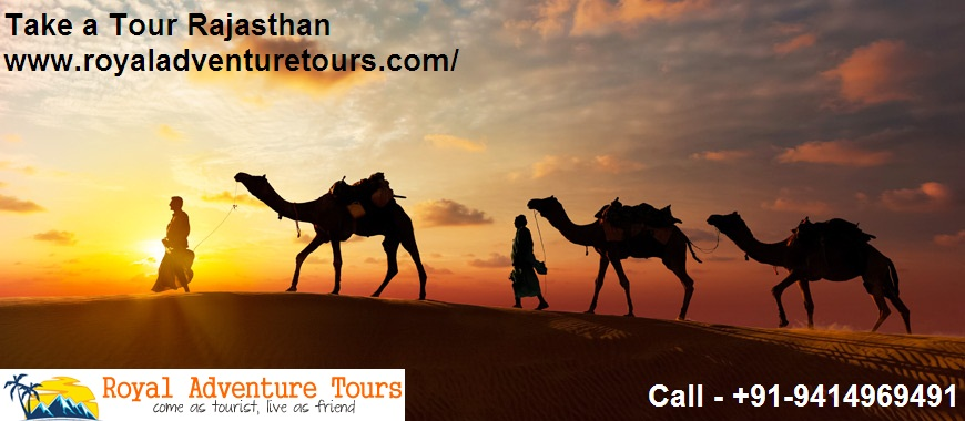 Best Places to Visit in Rajasthan with Royal Adventure Tour