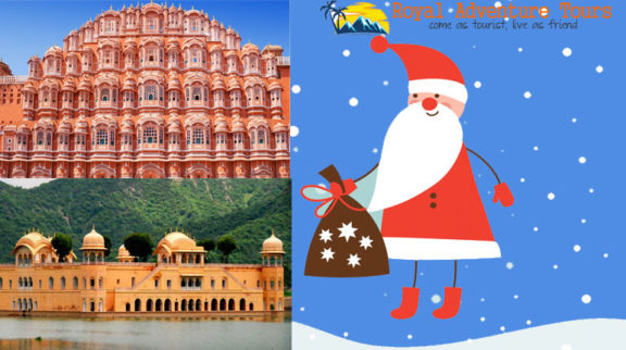Christmas Tours and Trip Packages Jaipur 2017