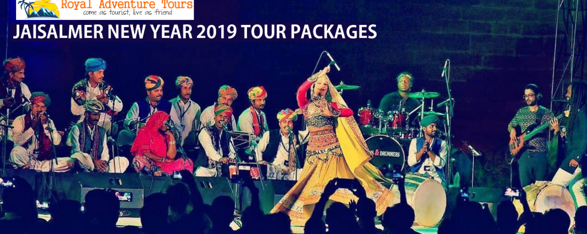 Jaisalmer New Year 2019  Tour Packages With Royal Adventure Tour