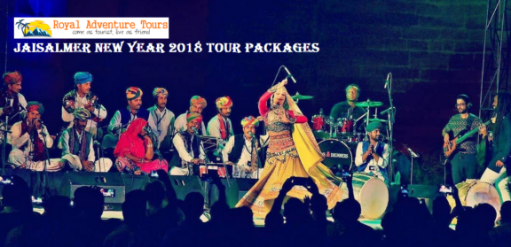 Jaisalmer New Year 2018  Tour Packages With Royal Adventure Tour