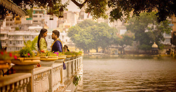 Udaipur Honeymoon Destination, Romantic Destination in Udaipur