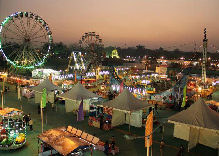 Pushkar Fair will begin on 15 November 2018 to 23 November 2018