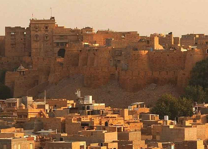 Top 3 Incredible Tourist Places of Jaisalmer