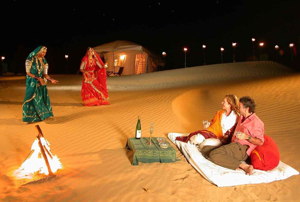 vacation Party in Rajasthan
