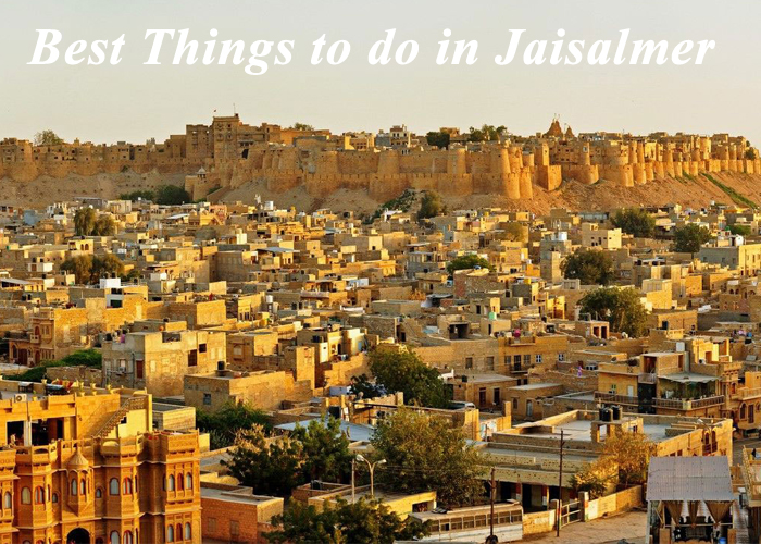 Best Things to do in Jaisalmer