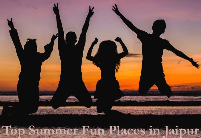 Top Summer Fun Places in Jaipur